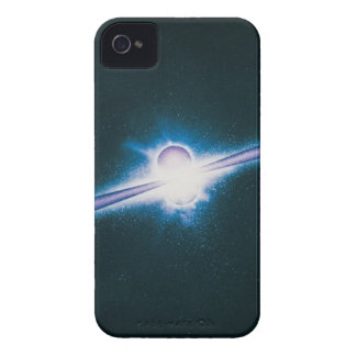 Gamma-Ray Bursts iPhone 4 Case-Mate Case