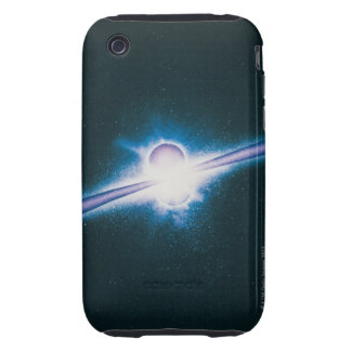 Gamma-Ray Bursts Tough iPhone 3 Covers