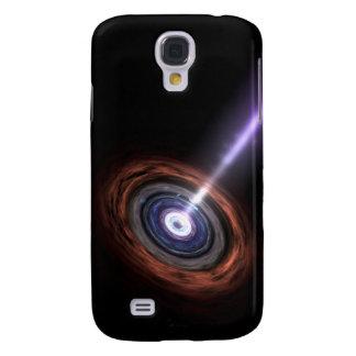 Gamma Rays in Galactic Nuclei Galaxy S4 Case