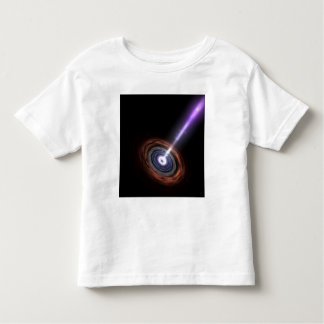 Gamma Rays in Galactic Nuclei Toddler T-Shirt
