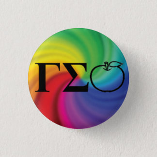 Gamma Sigma Apples Button