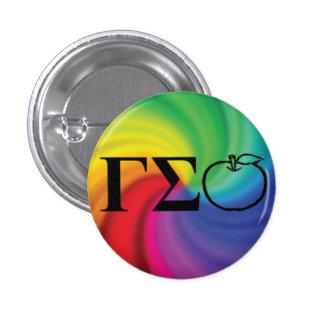 Gamma Sigma Apples Button