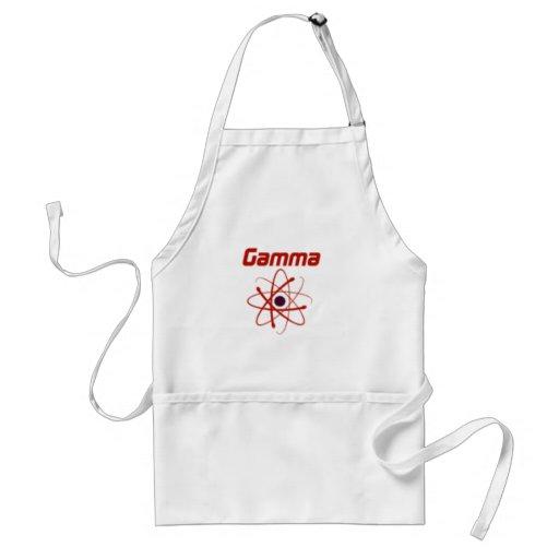Gamma: The future... Apron