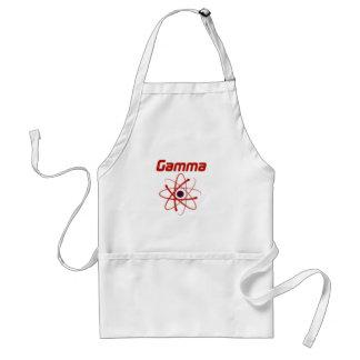 Gamma: The future... Standard Apron