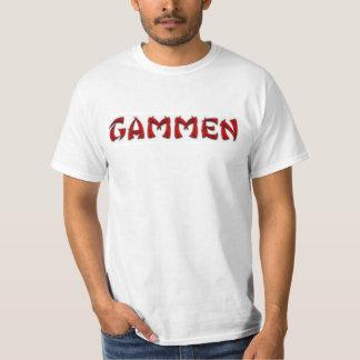 Gammen- Logo -T-Shirt T-Shirt