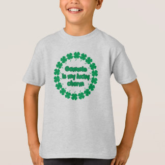 Gammie is My Lucky Charm T-Shirt