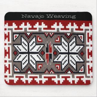Ganado Red Weaving Mousepad