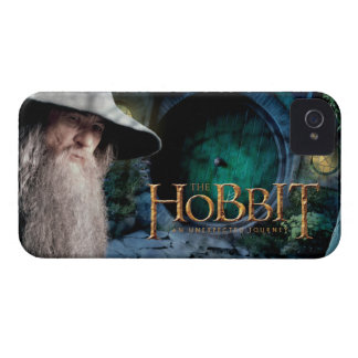 Gandalf at BILBO BAGGIN™'s House Case-Mate iPhone 4 Case