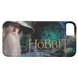 Gandalf at BILBO BAGGIN™'s House iPhone 5 Cases