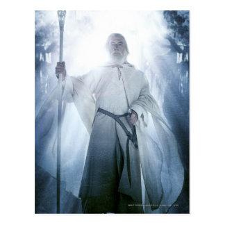 Gandalf Glowing Postcard