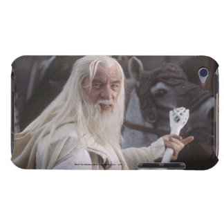 Gandalf Holds Staff iPod Case-Mate Cases