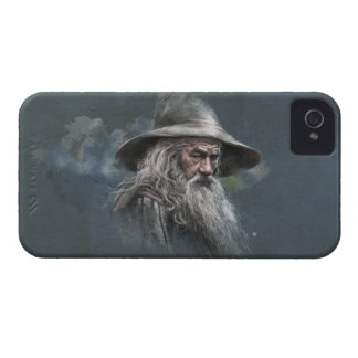 Gandalf Illustration iPhone 4 Case