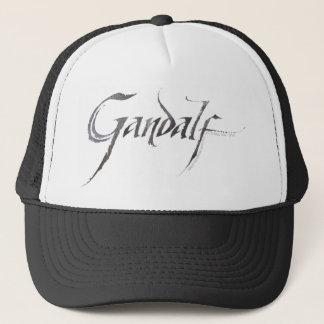 Gandalf Name Textured Trucker Hat