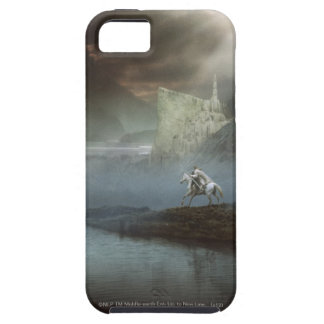 Gandalf Takes Hobbits to Guarded City Case For The iPhone 5