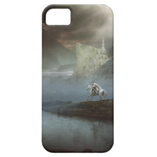 Gandalf Takes Hobbits to Guarded City iPhone 5 Cover