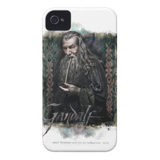 Gandalf With name iPhone 4 Case-Mate Cases