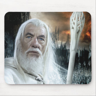 Gandalf with Staff Mouse Mat