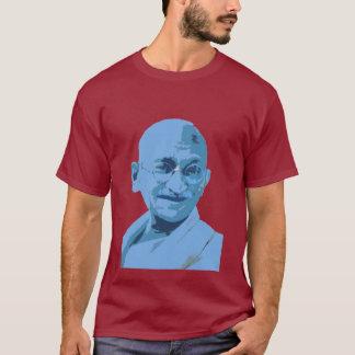 gandhi blue T-Shirt