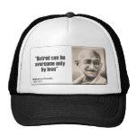 Gandhi: Hatred Mesh Hats