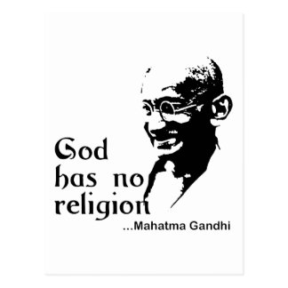 Gandhi Post Cards