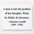 Gandhi Quote 8a Mouse Mat