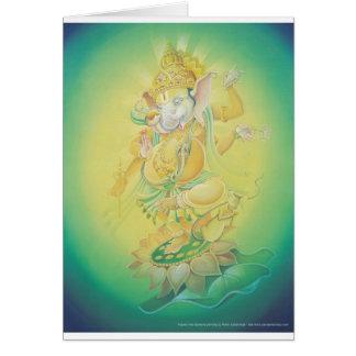 Ganesh Aura Card