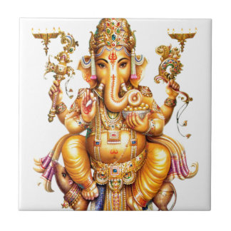 GANESH AURA SMALL SQUARE TILE