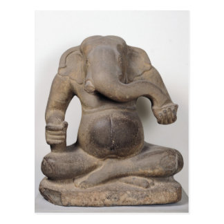 Ganesh from Tuol Pheak Kin Post Card