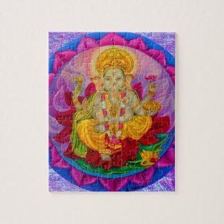 Ganesh Jigsaw Puzzle