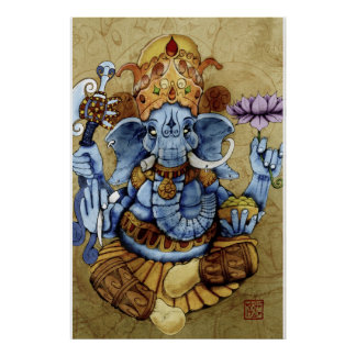 Ganesh large print