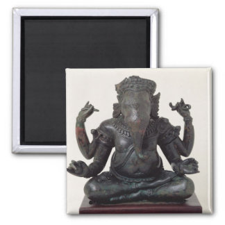 Ganesh, late 12th-early 13th century, Angkor Magnets