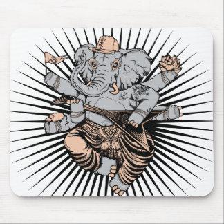 Ganesh mouse pad