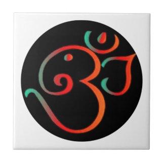 Ganesh Om Tile