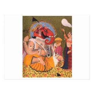 Ganesh Postcard