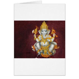 Ganesh Power Card