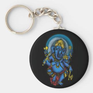 Ganesh Prosperity Keychains