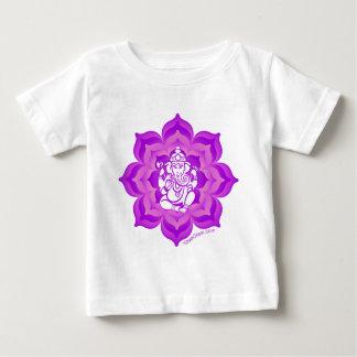 Ganesh purple design baby T-Shirt