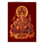 Ganesh - Remover of Obstacles Greeting Card