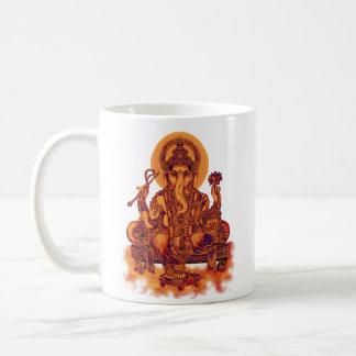 Ganesh - Remover of Obstacles Basic White Mug