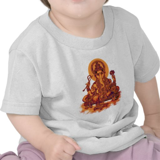 Ganesh - Remover of Obstacles Shirts