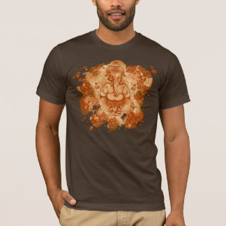ganesh rust splash T-Shirt