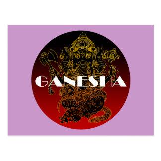 Ganesha 01 葉書き