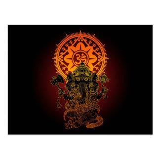 Ganesha 02 はがき