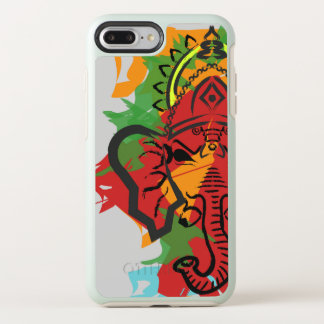 Ganesha Artwork OtterBox Symmetry iPhone 8 Plus/7 Plus Case
