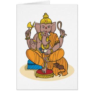Ganesha Card