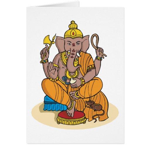 Ganesha Cards