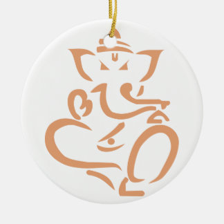 Ganesha Christmas Ornament
