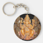Ganesha - Destruidor de Obstáculos Chaveiros