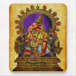 Ganesha Deva antique Mousepad