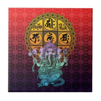 Ganesha Diamond Realm 2 Tile